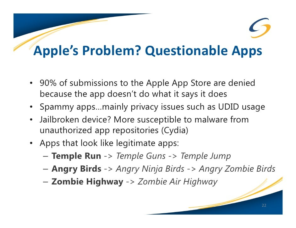 The Android vs  Apple iOS Security Showdown