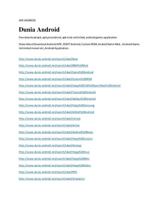 Android world root apk custom-rom bbm-mod