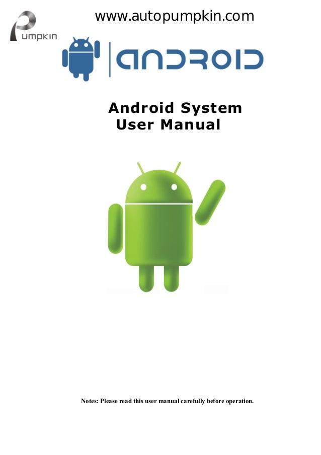 android 4 2 car stereo instructions use manual rh slideshare net sony car stereo manual 7023b car stereo manual