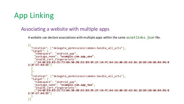 Android Marshmallow APIs and Changes