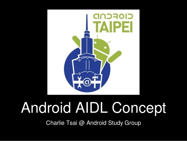 Android AIDL Concept