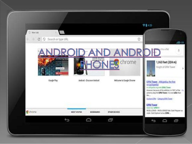    Android, the worlds most popular mobile    platform   Android powers hundreds of millions of mobile    devices in mor...