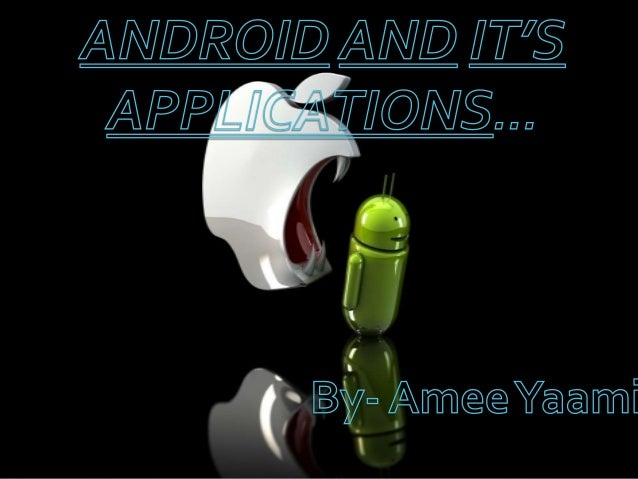 1 What is Android? 2 History 3 Open Handset Alliance 4 Features of android. 5 Android running h/w & s/w development 6 Vers...
