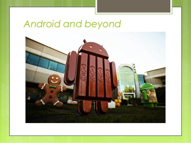 Android Applications Development (a Walkthrough)
