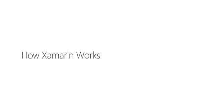 Building Cross Platform Mobile Apps Using C And Visual Studio