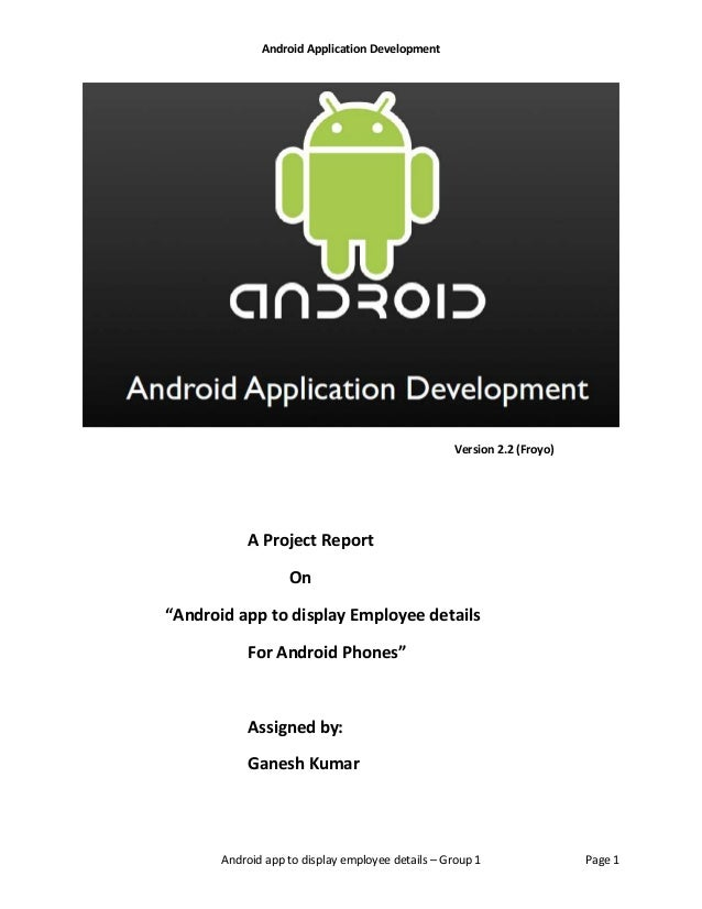 how to write android apps in netbeans Introducing android development with netbeans this wiki page described an old version of android plugin and that's why i deleted the content here to avoid confussion.