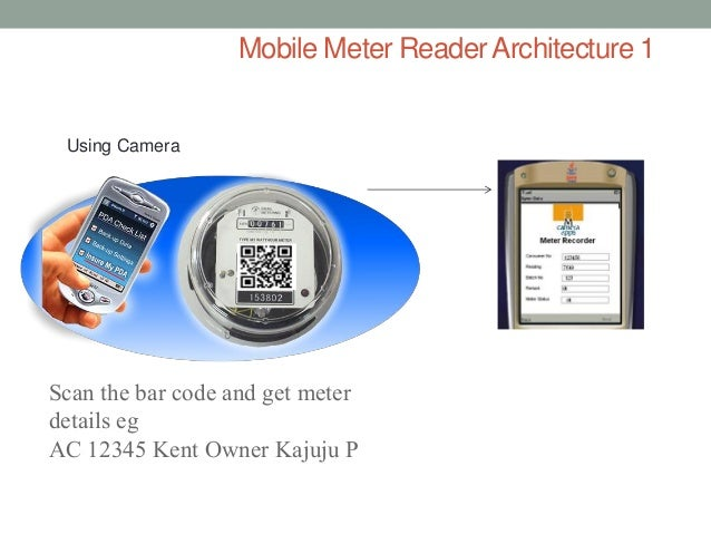Android Based Water Meter Reader