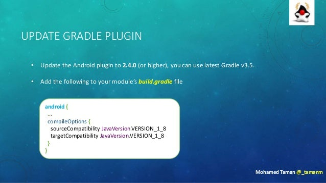 Android development powered by Java SE 8 and Kotlin