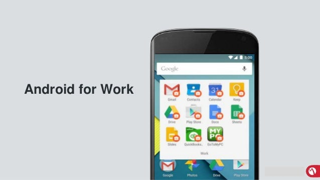What Android for Work Means for the Enterprise