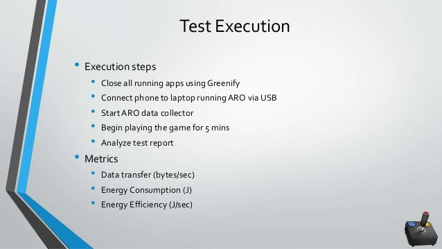 Android games analysis final presentation
