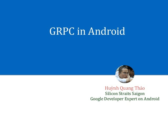 Android GRPC