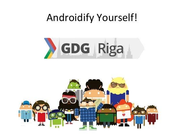 Androidify Yourself!