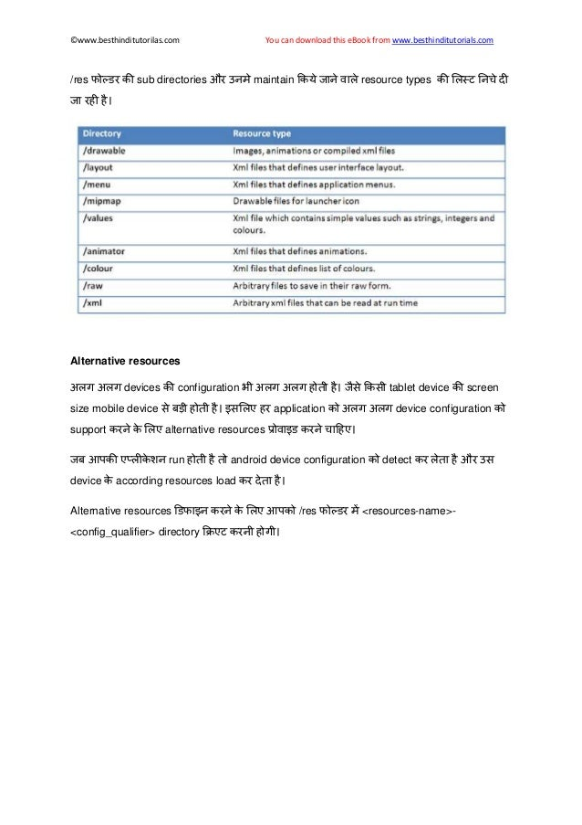 Ebook Launcher.xml File