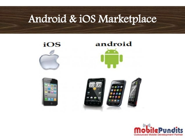 Android & iOS Marketplace