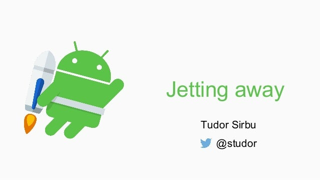 Jetting away Tudor Sirbu @studor
