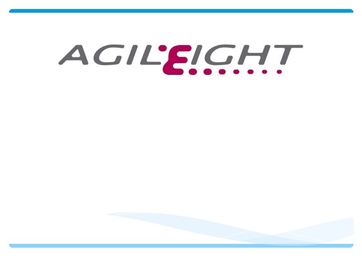 Agil Eight Granite™ © 2011