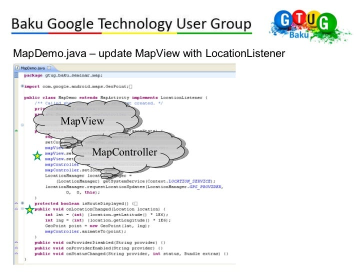 Rajab Davudov Developing Location Based Applications For