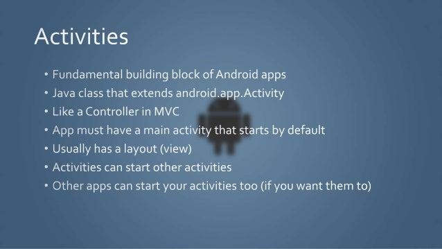 http://developer.android.com/guide/topics/ui/menus.html