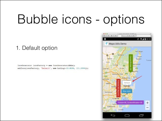 Infinum Android Talks #04 - Google Maps Android API utility library