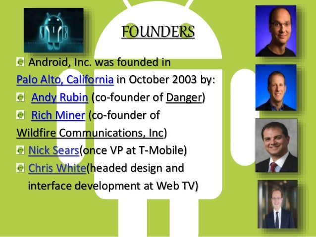 Android os by jje Slide 3