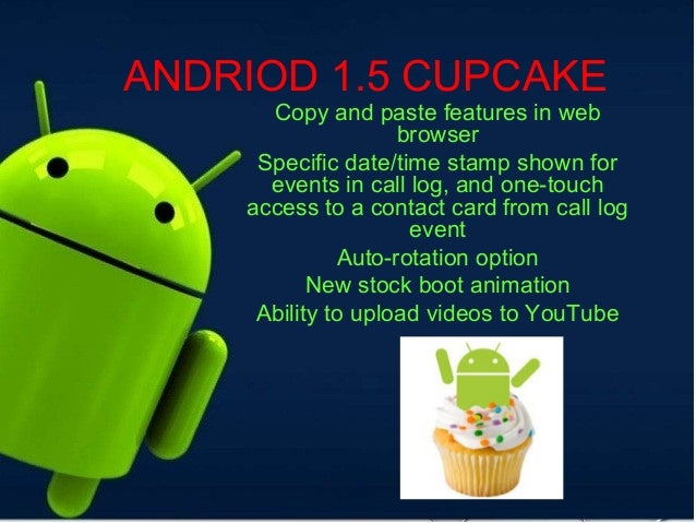 Android os revolution in mobile experience