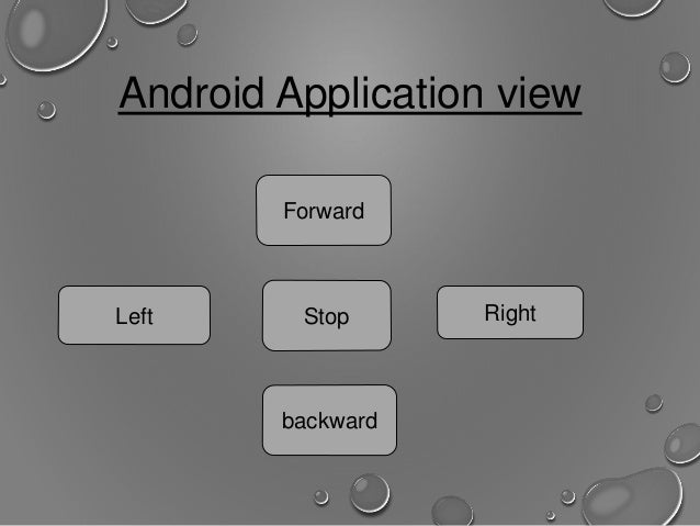 android phone controlled obstacle avoiding robot