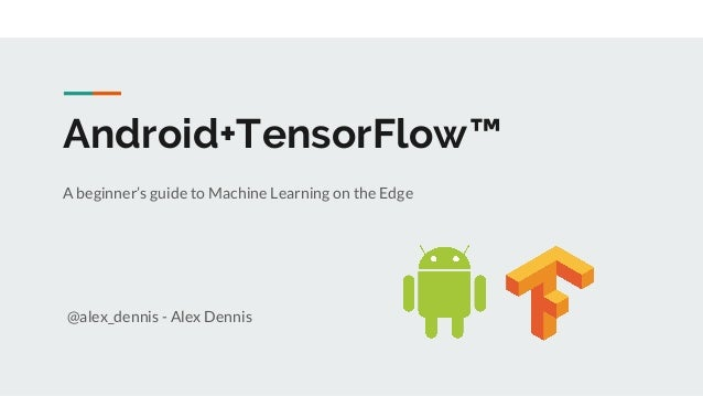 Android+TensorFlow