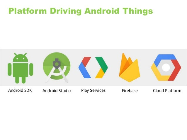 Android Things - The IoT platform from Google