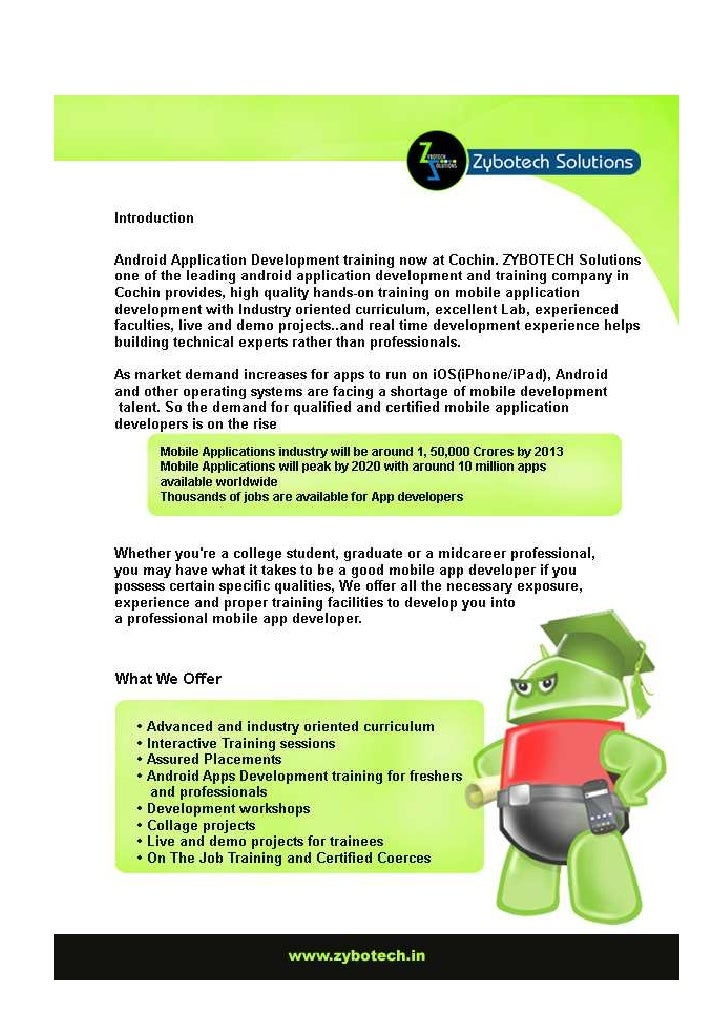 Android training in cochin kerala android training in kochi_android training in kerala_near info park_ernakulam_job orient...
