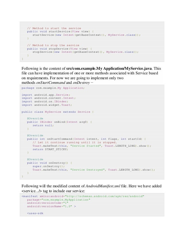 Android : Architecture & Components