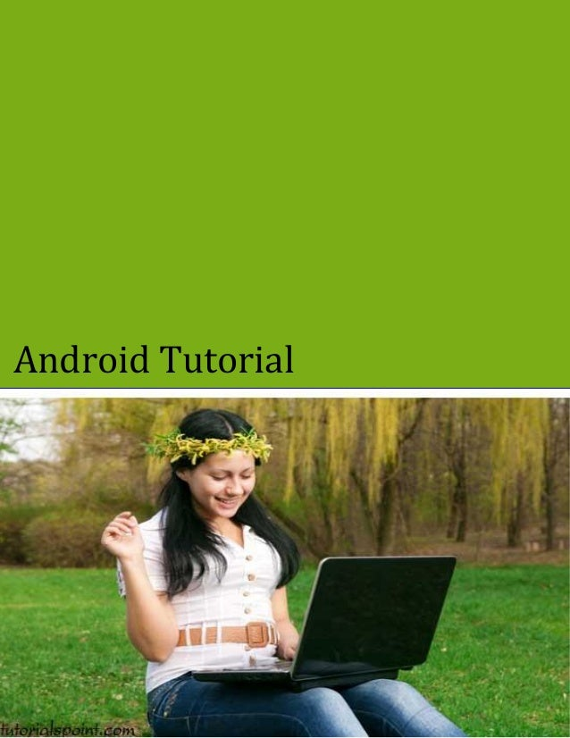 Android tutorial points