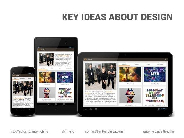 android ui design trends