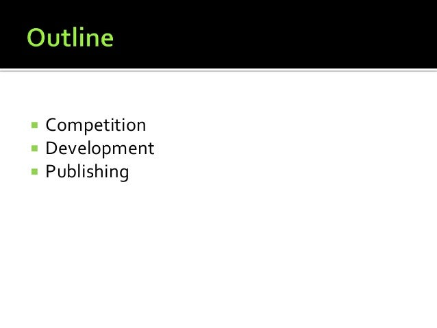 Android vs i os presentation Slide 2
