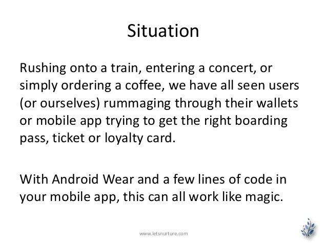 Situation Rushing onto a train, entering a concert, or simply ordering a coffee, we have all seen users (or ourselves) rum...