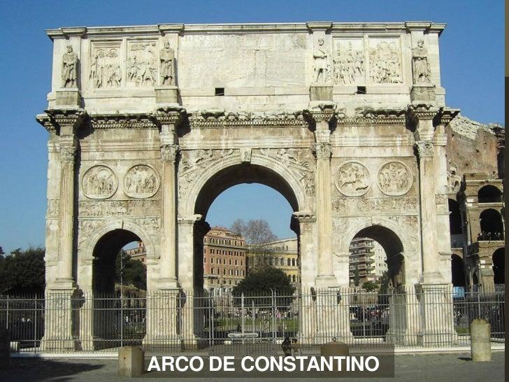 Arquitectura Romana Imperial