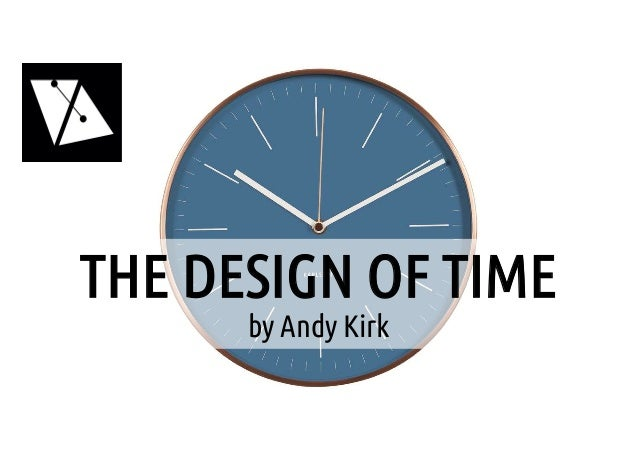 THE DESIGN OF TIME by Andy Kirk