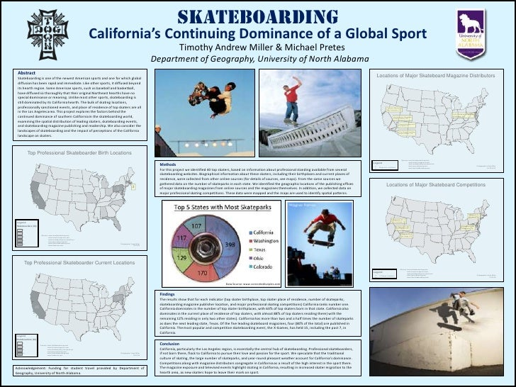 Skateboarding <br />California's Continuing Dominance of a Global Sport<br />Timothy Andrew Miller & Michael Pretes<br />D...