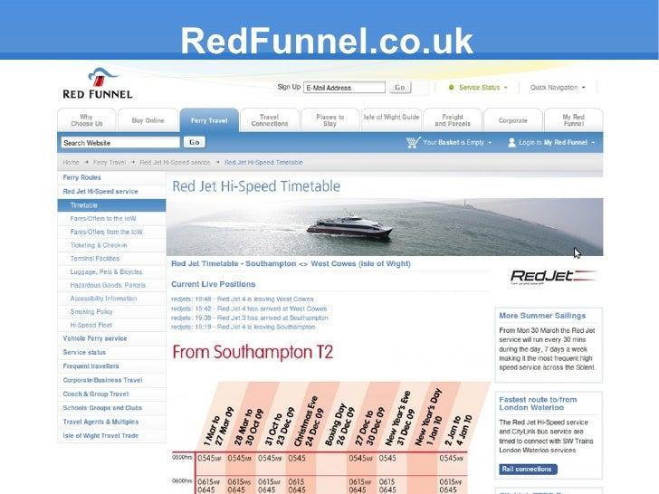 RedFunnel.co.uk