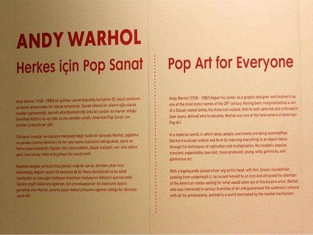 Andy Warhol (1) Slide 2