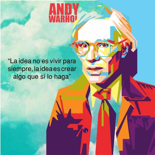 Andy warhol en la publicidad
