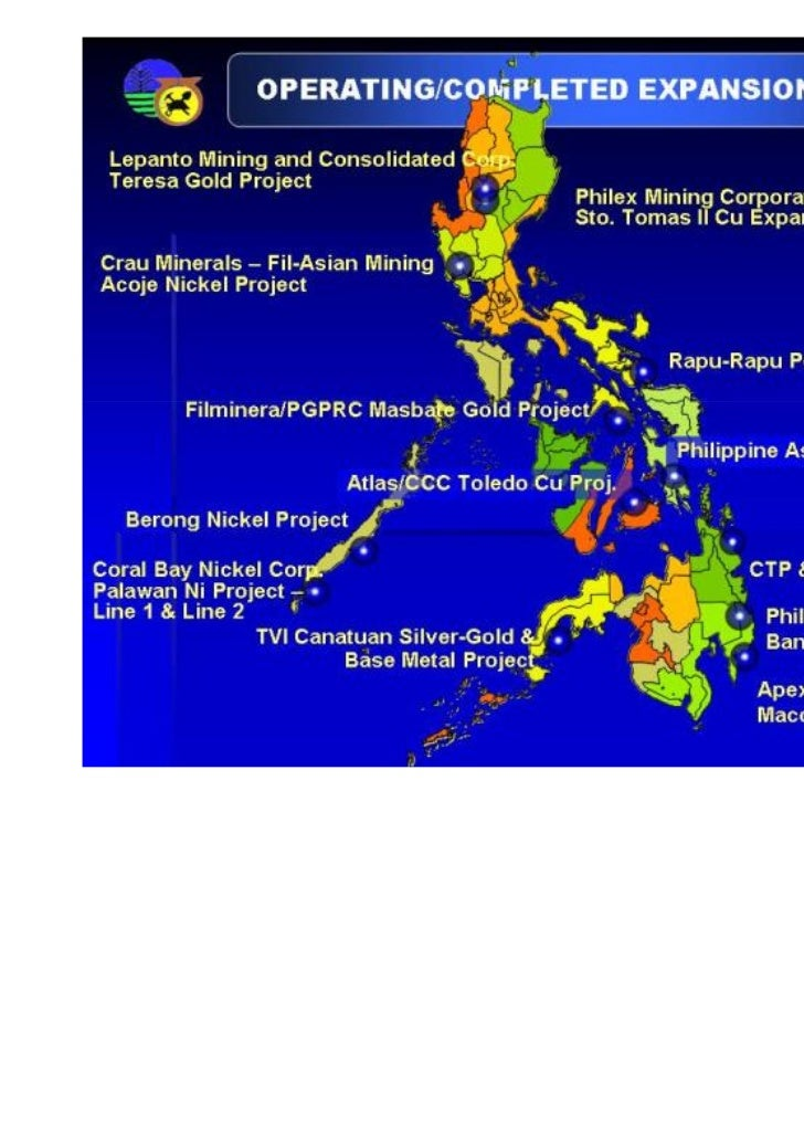 State of Philippine Forests The Philippines needs an ideal 54% of forest cover to maintain its natural ecological processe...