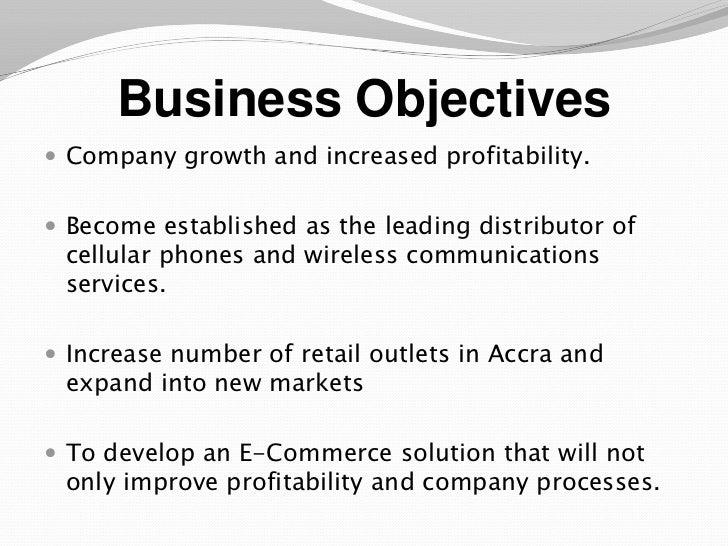 New Business Presentation Sample Romeondinez