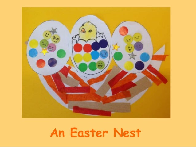 An Easter Nest
