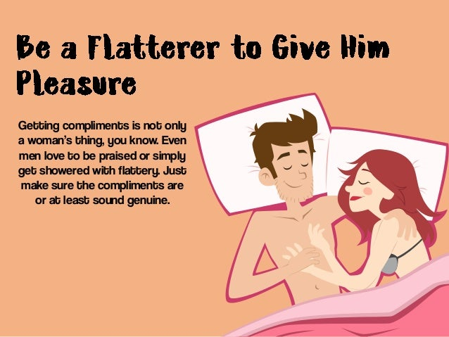 Steps To Satisfy A Man In Bed