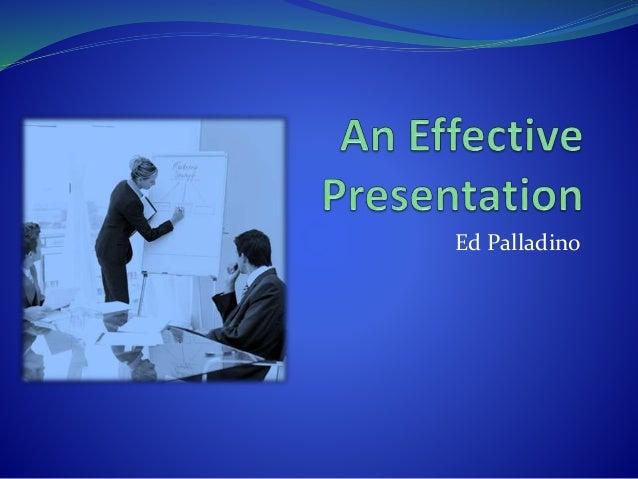 Ed Palladino