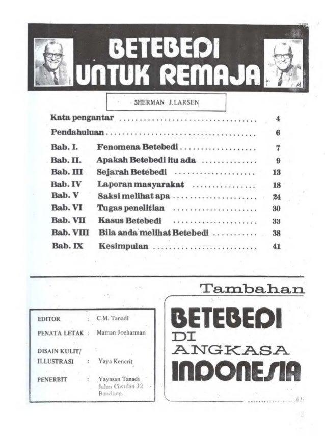 Aneka Betebedi - Edisi Remaja Slide 3