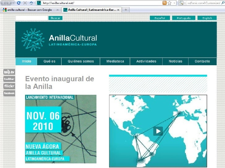 Anella cultural bourse rideau