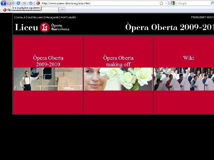 Dancing Q 2005 :Entre Seoul et le Mercat de Flors a            Barcelona