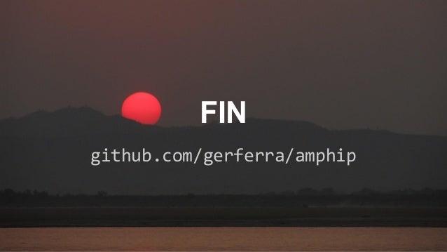 FIN github.com/gerferra/amphip