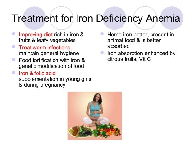 The impact of maternal iron deficiency and iron deficiency anemia on child's health